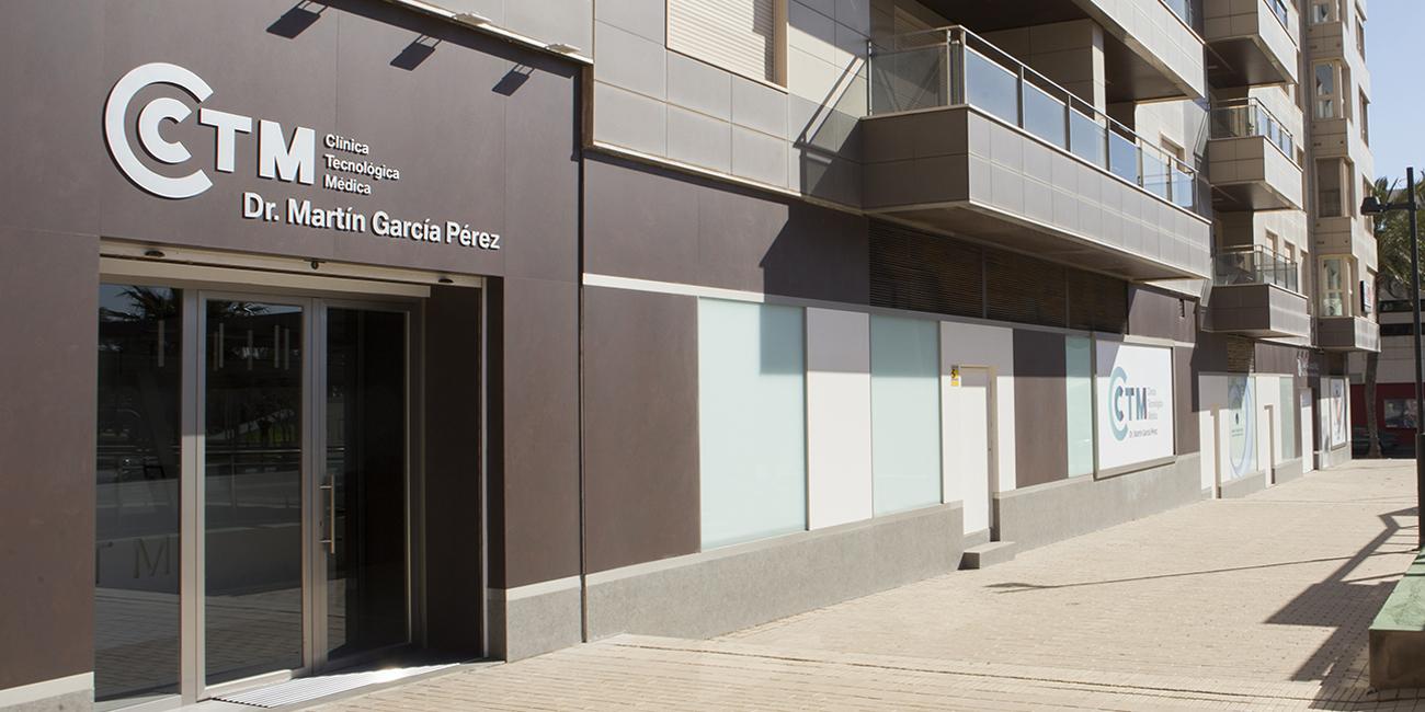 Martín García Pérez Clínica CTM Clínica Radiología Almería